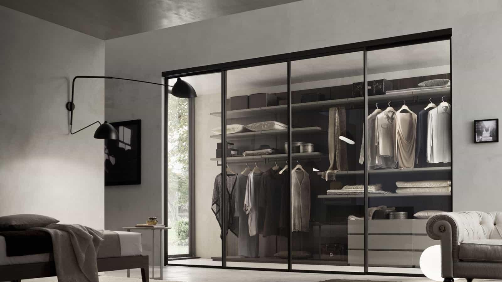 Cabine armadio padova camere armadio progettazione for Cabina armadio
