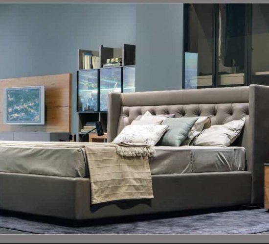 Progettazione camere da letto - Collezione Letti Anelli