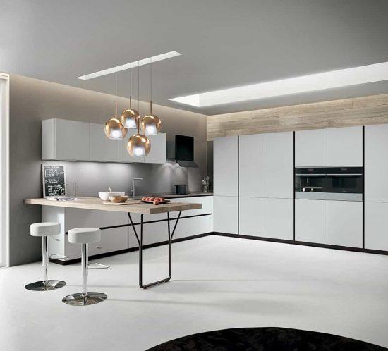 Progettazione cucine - Cucina Arrital Ako2