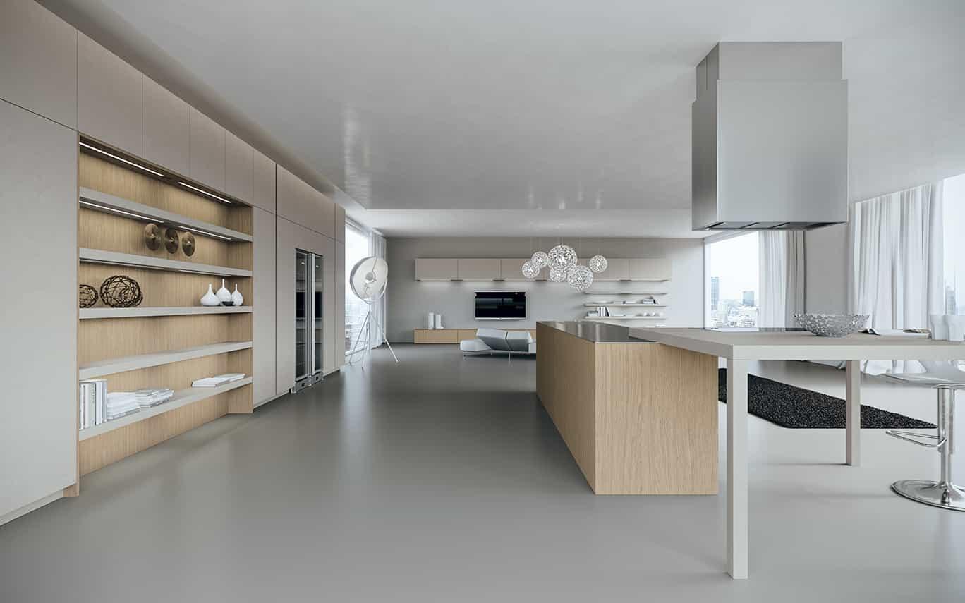 Opinioni Su Arrital Cucine cucina arrital ako5 | stile moderno made in italy