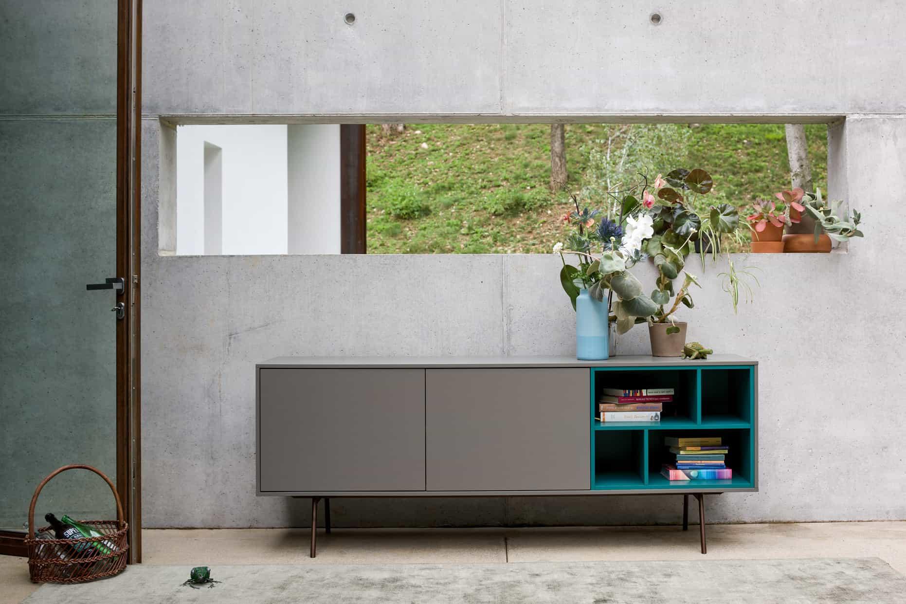 Complementi d\'arredo per soggiorno | Progettazione e realizzazione