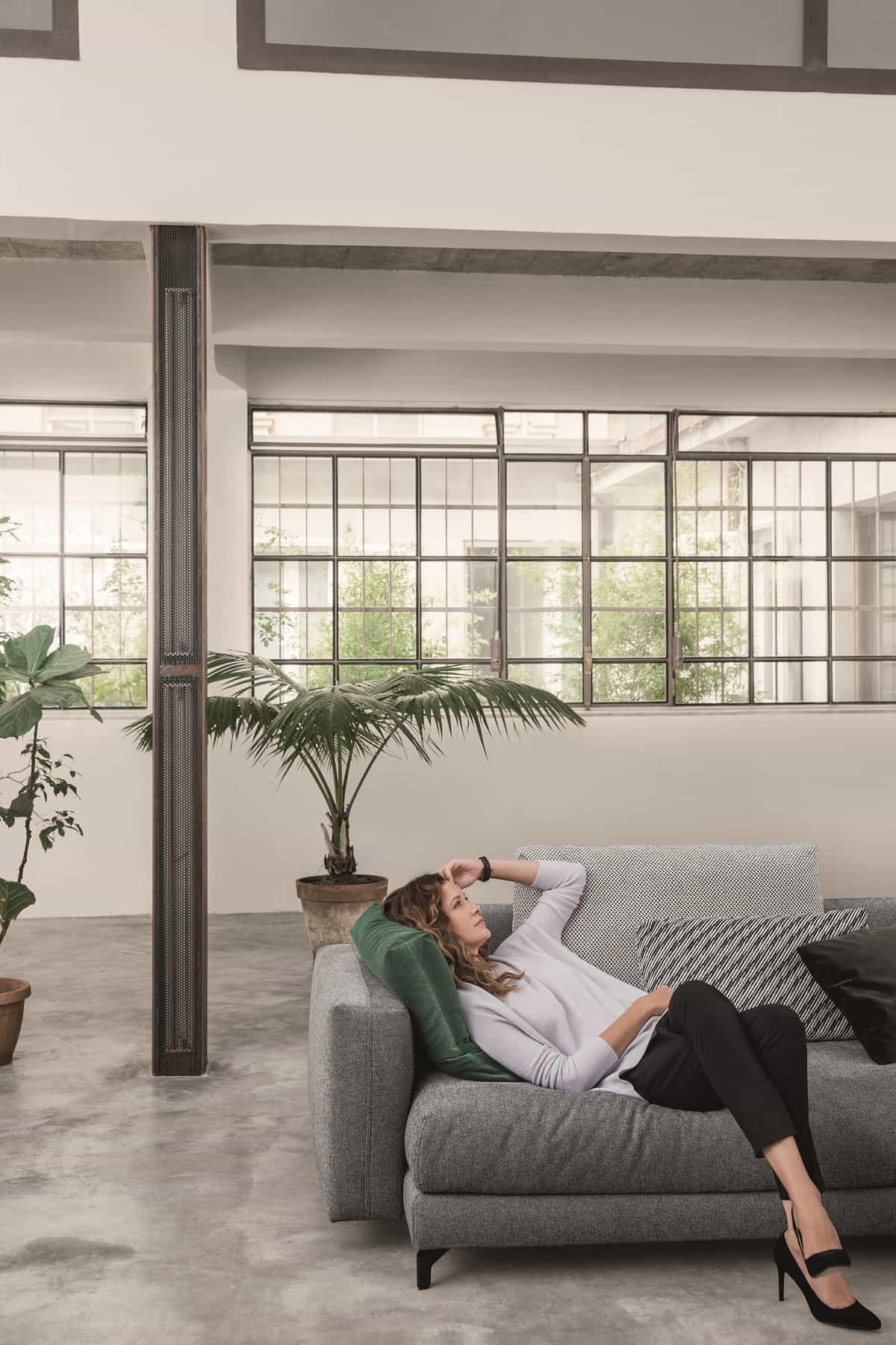 Progettazione soggiorni - Salotto Rolf Benz Nuvola