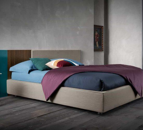 Arredamento e Progettazione camere da letto - Letto Square