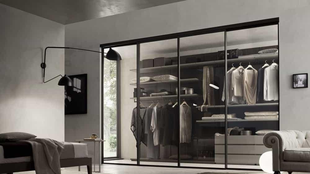Cabine armadio padova camere armadio progettazione - Attrezzature cabine armadio ...