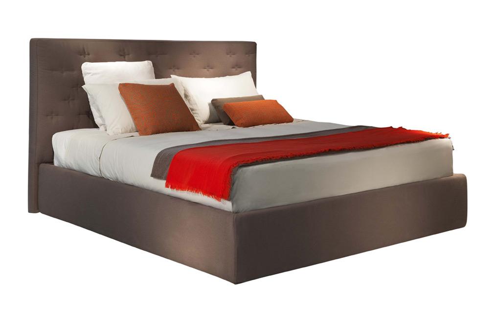 Progettazione camere da letto - Letto Jesse