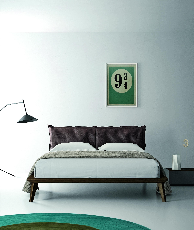 Progettazione camere da letto - Letto Morgan 1