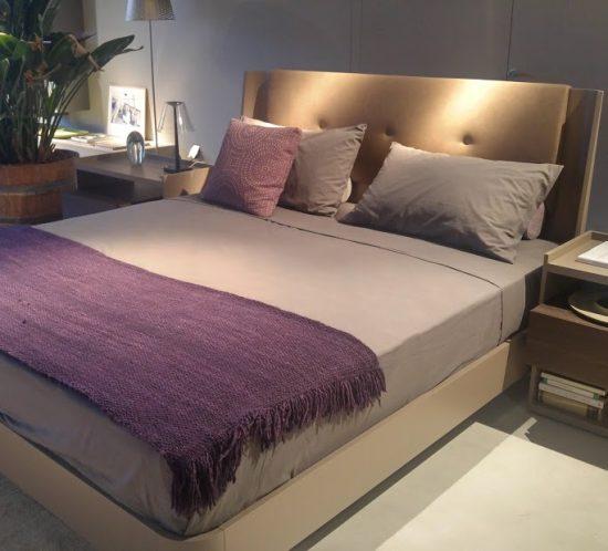 Progettazione camere da letto - letto Charles